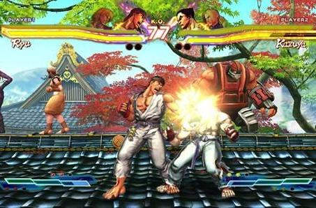 Cross-link, more alternate costumes announced for Street Fighter X Tekken