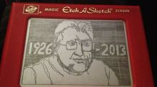 Etch A Sketch Video Celebrates the Toy's Inventor, Who Died Earlier This Year