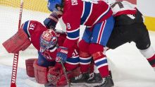 Habs down Sens 3-1 to snap 5-game winless streak; Ducharme earns 1st NHL coaching win