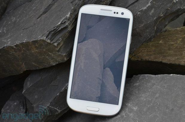 Galaxy S III bug disables lock screen, grants full access, tests patience (updated)