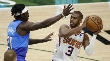 Chris Paul passes Magic Johnson on all-time assists list in wild overtime win against Bucks