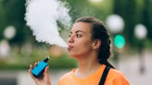 Teenagers who vape sweet-flavoured e-cigarettes more likely to stick with habit, study claims