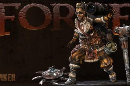 Catapult your friends and foes with Forge's new Tinker character