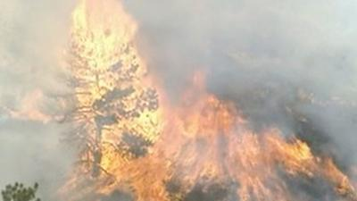 Colo. Resident: Fire Is