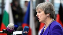 UK's May open to the idea of extending Brexit transition by a few months: BBC reporter