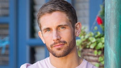 Hollyoaks' Woodward responds to Waring romance rumours