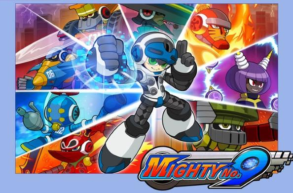 Mighty No. 9 protagonist Beck gets a color change