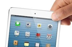 Does it matter if the iPad mini cannibalizes iPad sales?