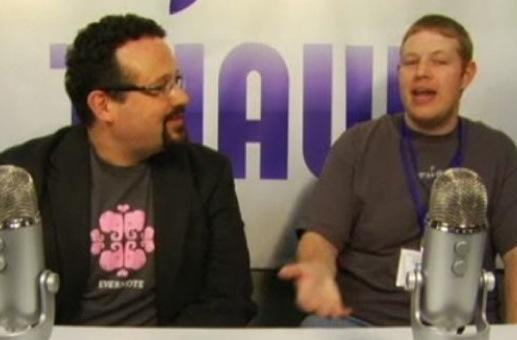 Macworld 2010: Chatting with Phil Libin of Evernote