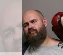 Police Let Man Take Mugshot With His Pet Bird That He Brought To Court