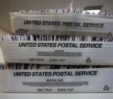 U.S. Postal Service has delivered 122 million ballots ahead of election