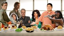 Yahoo TV's Fictional Thanksgiving Dinner: Who Made the Guest List?
