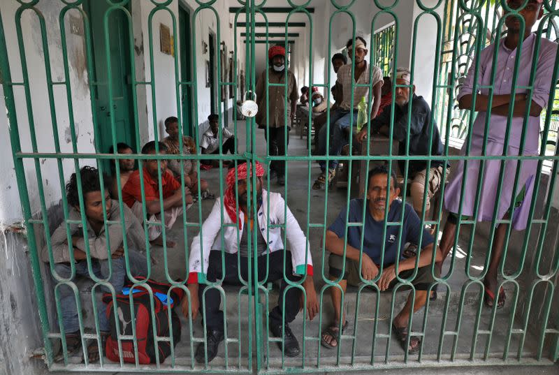 Indian officials warn of lockdown extensions as COVID-19 cases in South Asia near 6,000
