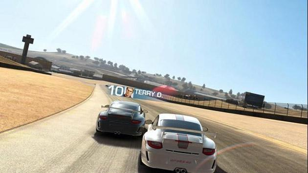 Real Racing 3 finally gives players a taste of live competition on iOS