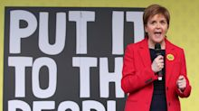 Nicola Sturgeon: UK Government has no credible way forward