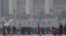 China boosts defense spending by 6.8% in slight uptick