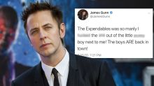 Disney dumps director over offensive tweets