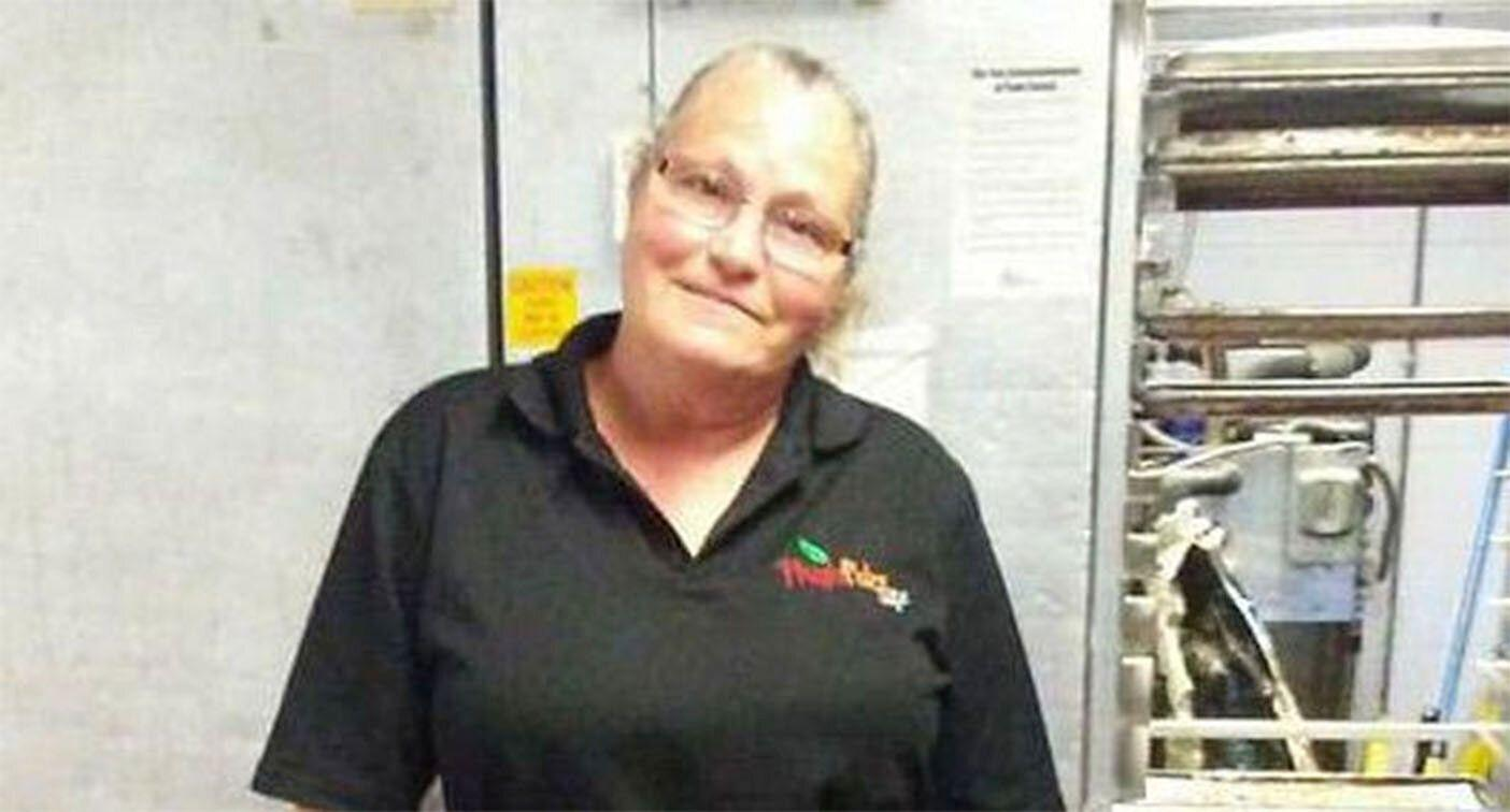 Chef's job offer for school lunch lady sacked after kind act