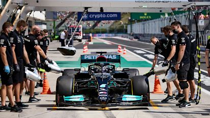 FP2後Hamilton樂觀於Mercedes在匈牙利GP的機會