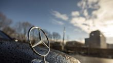 Daimler Revenue, Profit Drops As Coronavirus Slows Auto Sales