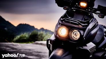 理性框架下的野性釋放!2020 Yamaha全新BW'S 125 D-edition新北山野試駕!