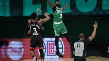 OG for 3: Anunoby beats buzzer to lift Raptors over Celtics