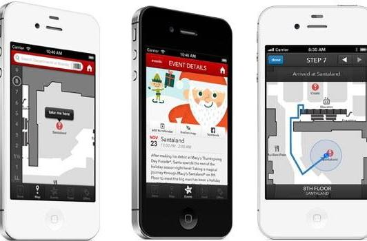 Meridian launches indoor GPS SDK, Macy's first to launch with it embedded