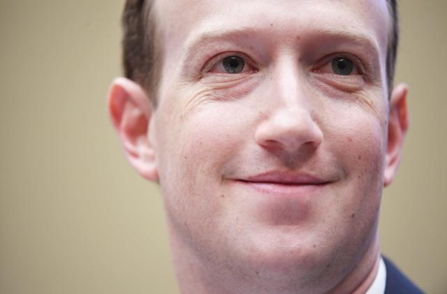Facebook to UK parliament: No Zuckerberg for you