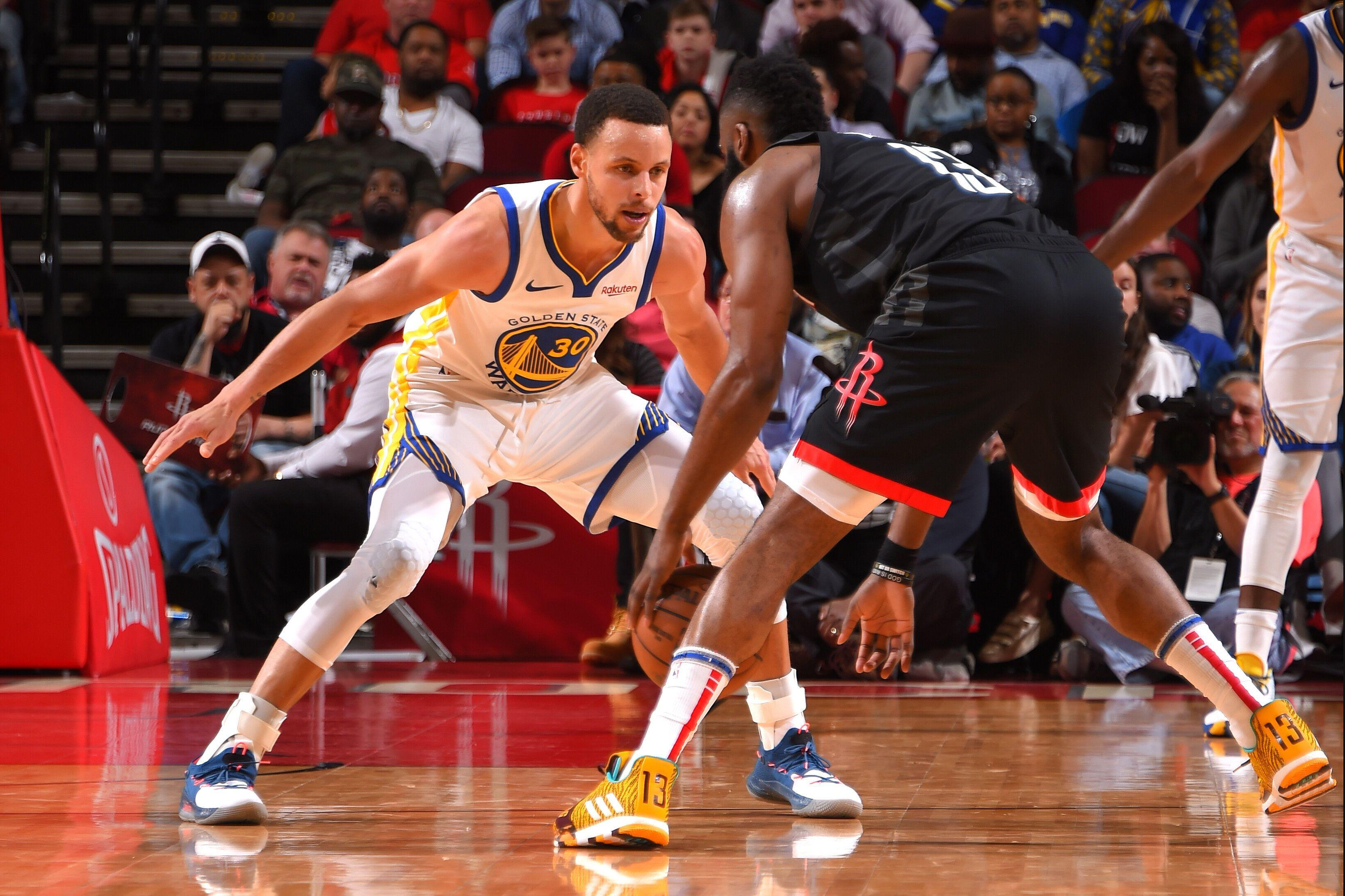 28cf82b3d1e1 Rockets make travel plans to face Warriors with Clippers still alive