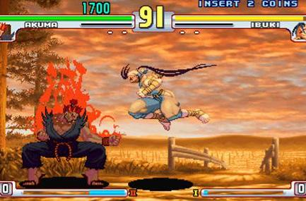 GameTap Thursday: Street Fighter III: Third Strike's out