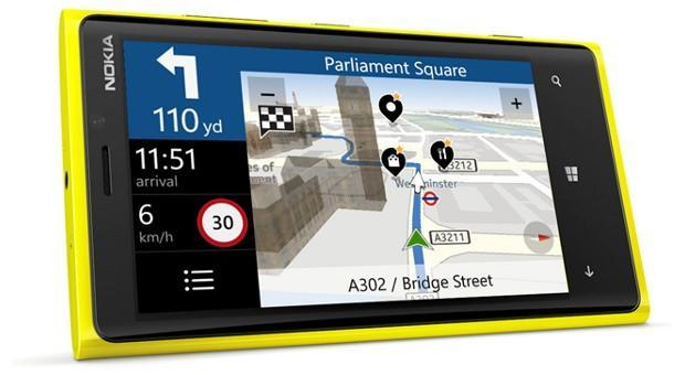 Nokia Here software to load offline map updates incrementally