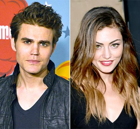 Who is paul dating from vampire diaries
