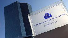 ECB Keeps Stimulus Unchanged in Lagarde's Debut