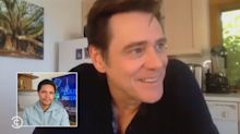 Jim Carrey gets emotional explaining why he dedicated book to his late brother