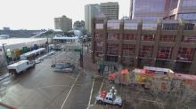 Grey Cup Festival snarls traffic for rush hour commuters in Edmonton