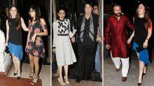 In Pics: Kareena, Karisma, Saif Celebrate Babita Kapoor's Birthday