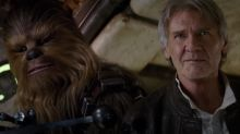 Star Wars: Alternative Han Solo scene revealed for The Force Awakens