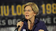 Elizabeth Warren takes risk with ad blasting billionaires