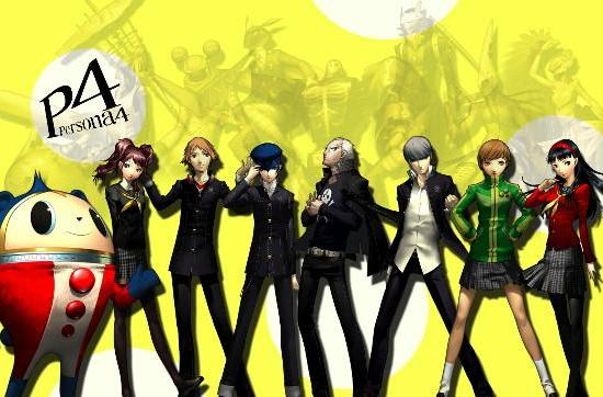 Japanese gamers want Persona 4, Phoenix Wright anime series (and so do we)