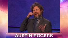 Eccentric 'Jeopardy!' champion gaining lots of fans with funny antics over 7-game winning streak