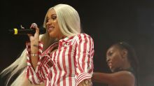 Cardi B cancels tour dates due to pregnancy
