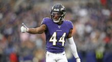 Ravens' $99M CB Marlon Humphrey says dad questioned him after teammate ordered pizza on his card