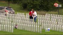 Hundreds Pay Respect At DFW National Cemetery On Memorial Day