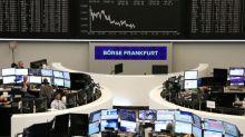 Las bolsas europeas caen con la atención del mercado en los resultados empresariales
