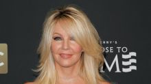 Heather Locklear shares adorable dog photo in return to Instagram