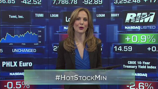Hot Stock Minute: JCPenney, T-Mobile, Wal-Mart