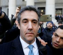 N.Y. federal prosecutors seek prison for former Trump lawyer Cohen