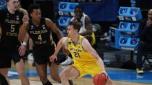 Michigan's Franz Wagner Receives Highest Mock Draft Projection Yet