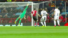 Cristiano Ronaldo denied fairytale goal by incredible save