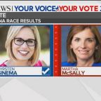 Senate seat in Arizona flips blue as Florida recount heats up